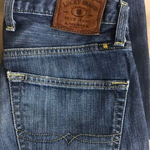 Lucky Brand 121 Heritage Slim Jeans size 28x30